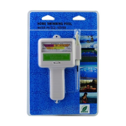 Swimming Pool Water Quality : Swimming pool quality water tester ph value chlorine