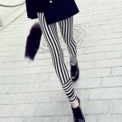 Zebra Leggings Tights