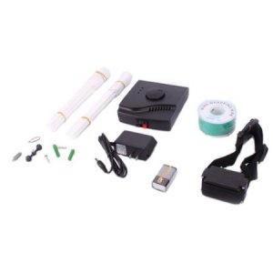 Smart Dog In-ground Pet Fencing System One Collar Receiver