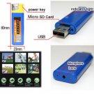 Hidden Digital Video Lighter HD Camera Mini DVR Voice activated