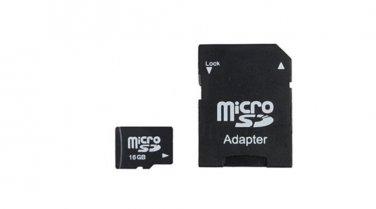 16GB MicroSD Micro SD HC