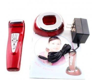 Ultrasound FACE MASSAGER recheargeable Cleansing Moisturizing Lifting
