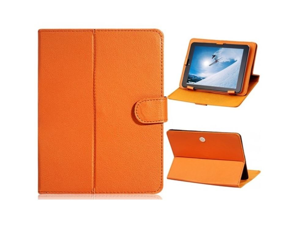 "Epacket Rotating Case Cover Protector for 8"" Tablet Brown color"