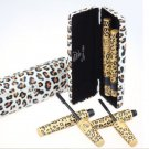 Epacket Love Alpha Mascara Panther Leopard Case 5 set