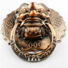 Furniture Hardware Antique Lion Door Knocker Lionhead Doorknockers Lion