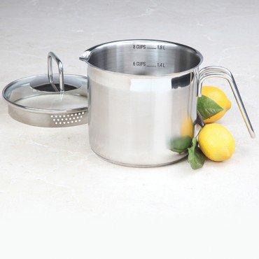 Chef�s Choice Multi Pot-Measure- strain- cooks