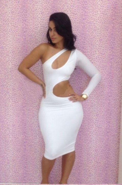 2013 bandage dress  bodycon dress sexy  5 colors 3 size