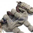 Pegasus Bags Tote Canvas Horse Shoulder Handbag