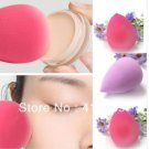 Pro Beauty Makeup Sponge Blender Flawless Smooth Shaped Water Droplets Puff