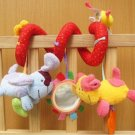 Car Seat, Pram Hanging Bell, Bed Crib Ring Kids Baby Plush