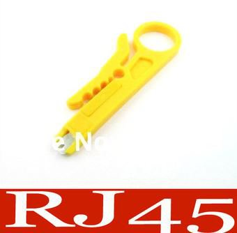 RJ45 Punch Down  Network UTP Cable Cutter Stripper
