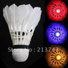 Low light set of 3  - LED Badminton Shuttlecock Birdies