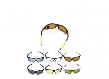 Sport Fishing Driving Cycling Bicycle Bike Sunglasses UV Protection Glasses