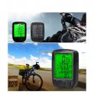 Functions  LCD Digital Speedometer Cycling Bike