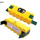 High capacity 14.4V irobot roomba replacement battery with 3.3Ah 47.5Wh