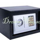 Digital Electronic Safe Security Box Wall Jewelry Cash gun Lock Keypad