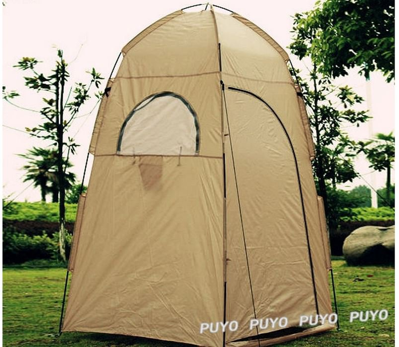 waterproof Large Outdoor camping Bath Change Clothes Tent shower Fishing Mobile Toilet Tent