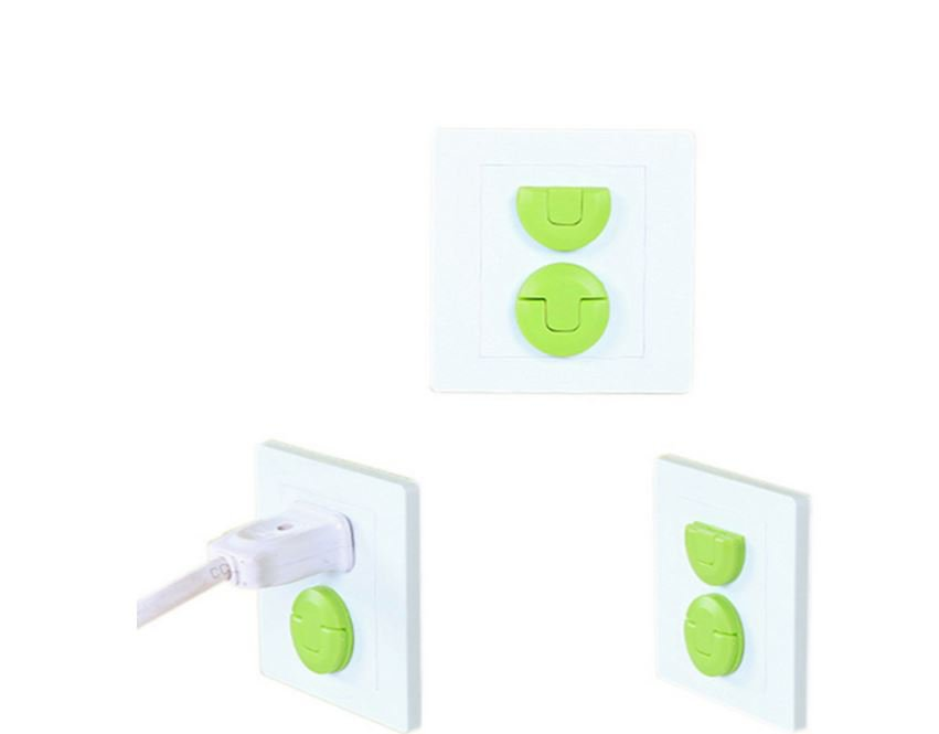 Set of 16 Socket Safety Baby Children Protection Plug Safety Cover Plastic