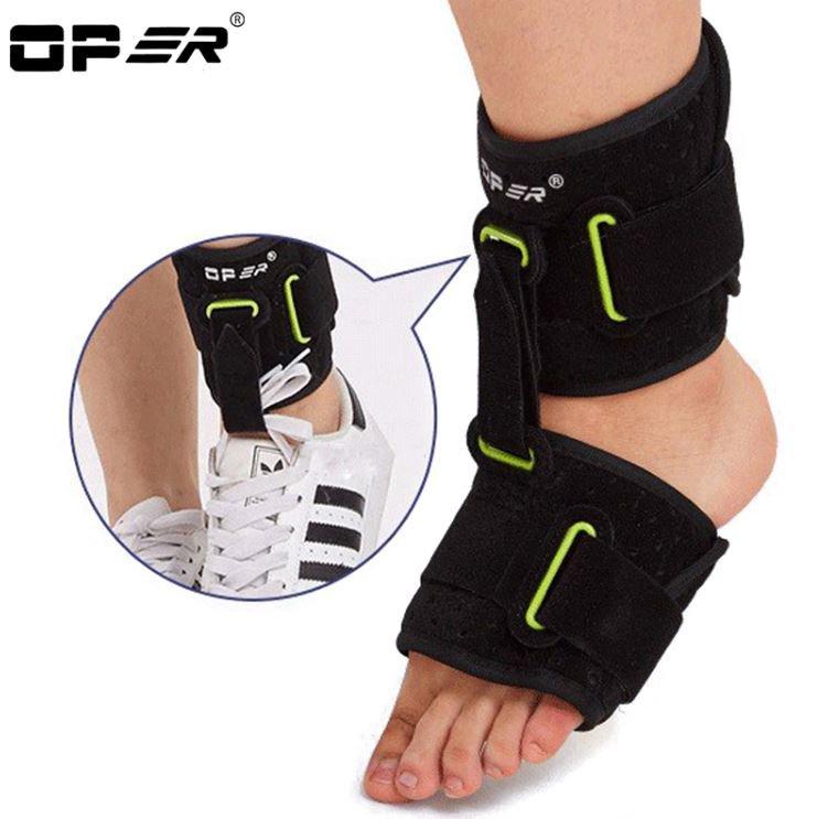 Brace Supports AFO Ankle Plantar Fasciitis Orthotics Strap Ankle Sprain Achilles Tendinitis