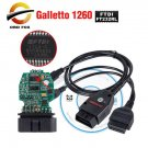 Galletto 1260 ECU Chip Tuning Tool EOBD/OBD2/OBDII Flasher