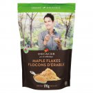 Gourmet  Food Decacer - Organic Maple Flakes 170g from canada