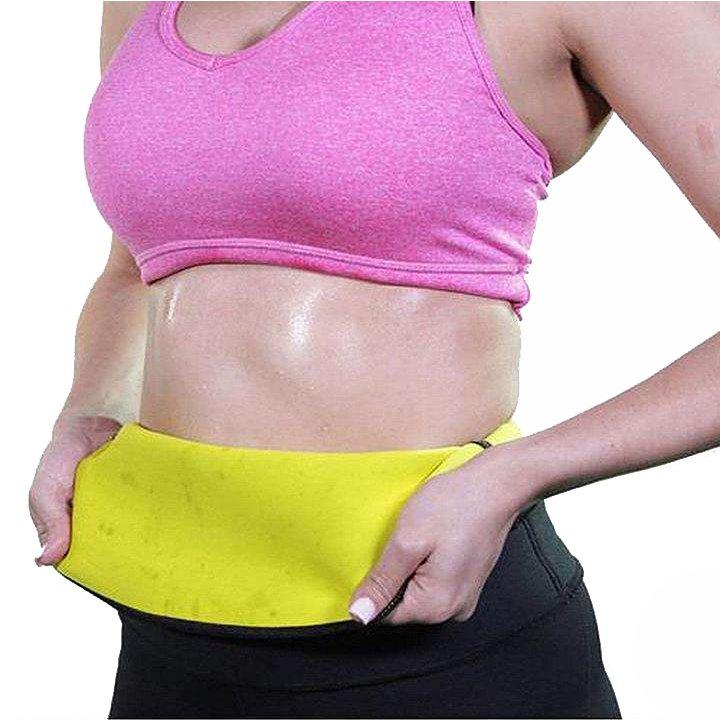 Waist Shaper  Stretch Neoprene Waist Training Belt  Shaper Body Slimming Fitness