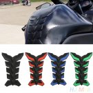 Carbon Fiber 3D Motorcycle Tank Pad Anti-scratch Tankpad Oil Gas Protector Sticker