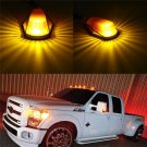 5PCS T10 ROOF CAB MARKER CLEARANCE LIGHT AMBER