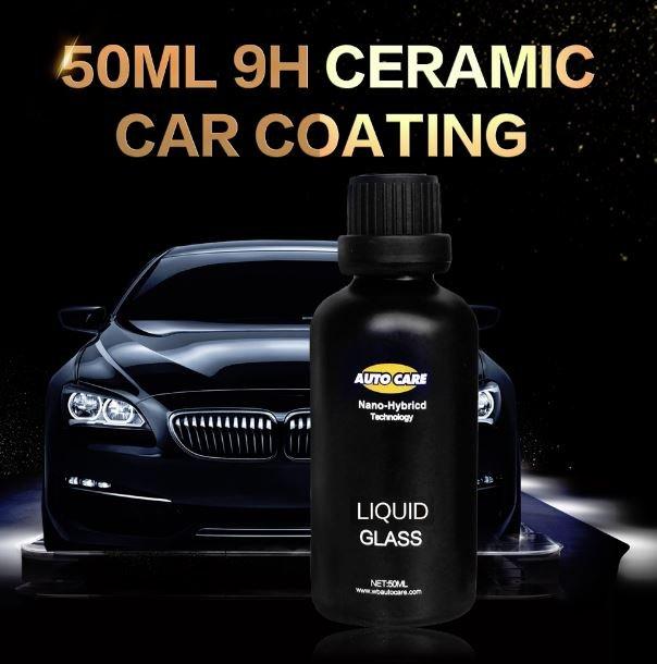 Ceramic Car Coating Liquid Glass 50ML 9H Hardness Car Polish