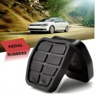FOOT PEDAL RUBBERS BRAKE CLUTCH PADS FOR VW GOLF JETTA