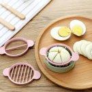 Egg Slicer Cutter Wheat Straw Mold Flower Edges Cutter Artifact Gadgets
