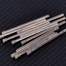10Pcs 3mm Diamond Coated Drill Bit Hole Saw Core Drills for Glass Granite Marble Tile