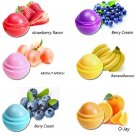 Smooth Sphere Lip Balm 6 Pack Variety Lip Ball  Lot of 6