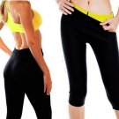 Womens Slimming Pants Hot Thermo Neoprene Sweat Sauna Body Shapers   Stretch Control  Small to 3XL