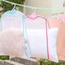 Balcony windproof frame fixed pillow Multifunctional pillow toys drying rack