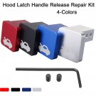 Car Hood Latch Handle Release Repair Kit for Honda See list