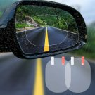 2PCS/Set Anti Fog Car Mirror Window Clear Film Anti-glare Car  Protective Film Waterproof Rainproof
