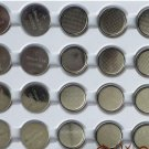 25 PCS/LOT CR2032 button cell battery 3 v lithium battery for toys, electronic products