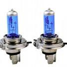 2 Super white H4 Halogen Lamp 12V 60/55W 5000K Car Halogen Bulb Xenon