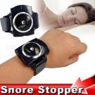 Snore Blocker Stopper Infrared Stop Snoring Wristband Help Sleeplessness For Health Care Tools