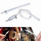 Clutch Brake Bleeder Hose One Way Valve Tube Bleeding Tool Kit