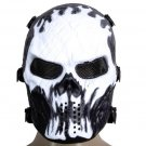 Skull Airsoft Mask Paintball Full Face Party Mask Halloween Costplay model 2