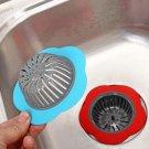 Sink Strainer Flower Shaped Shower Sink Drains Cover Sink Colander