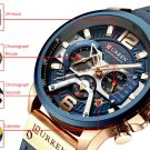 Should Be your Current Chronograph, Tachymeter, 3 ATM Resistant Watch
