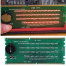 wo in One Desktop Motherboard Test Card DDR2 / DDR3 With Light Tester