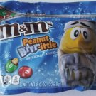 M&M'S PEANUT BRRR-ITTLE CHOCOLATE CANDIES FREE WORLDWIDE SHIPPING