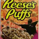 REESE'S PUFFS CEREAL 11.5 OZ BOX SPECIAL EDITION CACTUS JACKWORLDWIDE SHIPPING