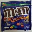 Caramel M&M's Family Size 18.40 oz Bag FREE WORLDWIDE SHIPPING