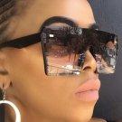 Oversized Square Sunglasses Women 2020 Luxury Brand