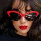 The Red Butterfly Cat Eye Sunglasses